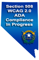 Section 508 WCAG 2.0 ADA Standards in Progress